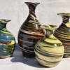 Desert Sands Pottery bud vases