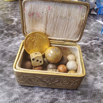Vintage Treasure box  - Furniture