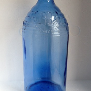 Blue 33 Bottle - Bottles
