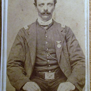 Union Officer - Photographs