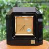 Lofty clock from Hoya Crystal
