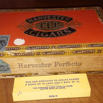 WW2 era cigars - Tobacciana