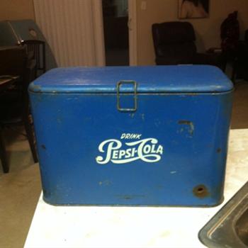 Pepsi A2 Cooler