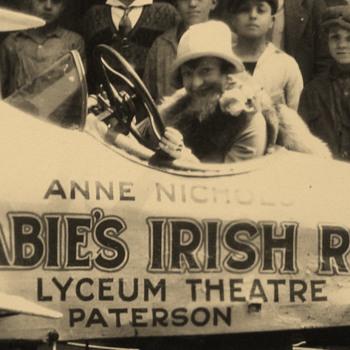 "Anne Nichols ""Abie's Irish Rose"" Alexander Hamilton Hotel Patterson NJ 1920s - Photographs"