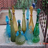 Several Genie Bottles From An Estate Sale