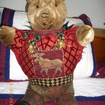 "24"" Teddy Bear Purchased at Nieman Marcus"