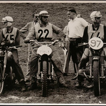 1953 - Immenstadt Motocross Race - Photographs