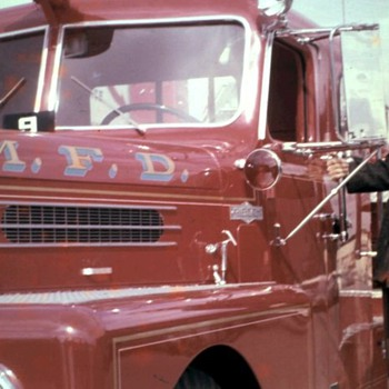 Old Fire Trucks