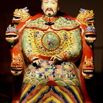 Another Emperor with Tiny Hands! - Asian
