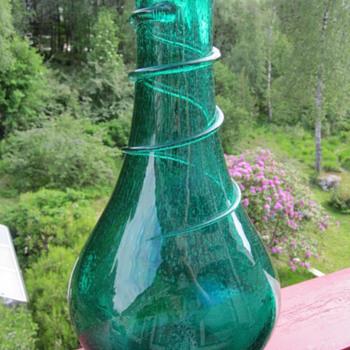 Hadeland, Arne Jon Jutrem. 1929 - 2005 - Art Glass