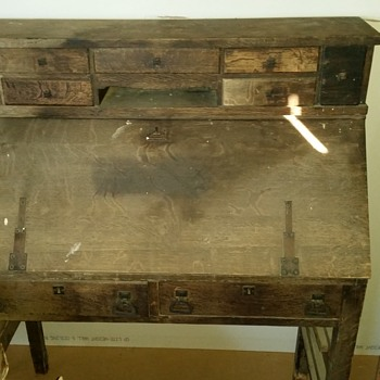 Love this writing desk. - Furniture