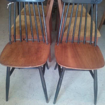 MCM chairs - but who made them?