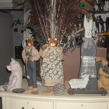 Folk Art in the Folk Art Room