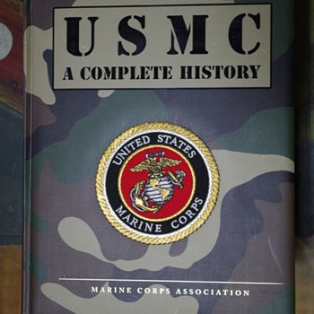 U S M C -  A COMPLETE HISTORY--Sad day in our history 34 years ago - Books