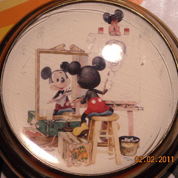 My found Mickey Self Portrait pocket watch - Pocket Watches