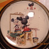My found Mickey Self Portrait pocket watch
