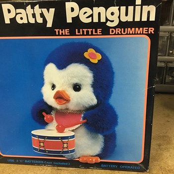 Patty Penguin battery operated - Toys