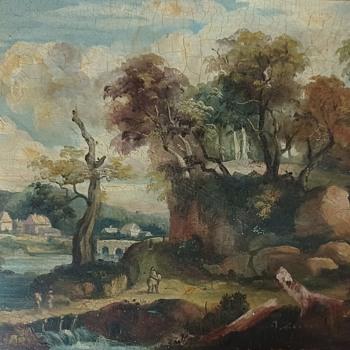Unidentified painting/artist - Fine Art