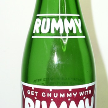 Rummy / Wonder Beverages - Bottles