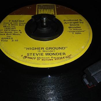 STEVIE WONDER - Records