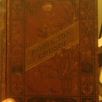 Robinson Crusoe  - Books