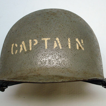 A few helmets from my collection. - Military and Wartime