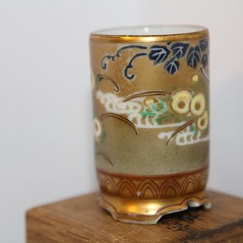Kutuni Tooth pick holder - Pottery