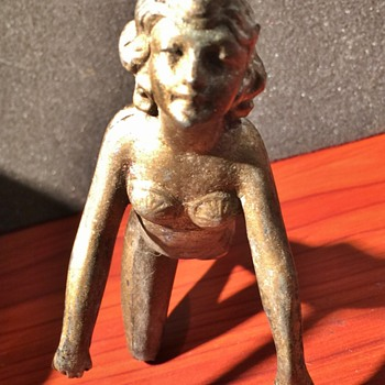 Art Deco Figure - Art Deco