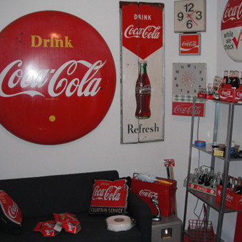 New Coke Room... - Coca-Cola