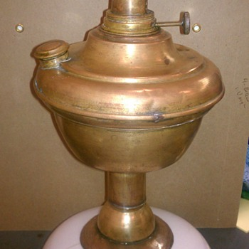 Smudge Pot or What??? - Lamps