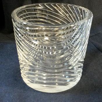 Gunnel Nyman  Ragakem / Ruispelto  Vase - Art Glass