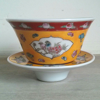 tongzhi cup ? - Asian