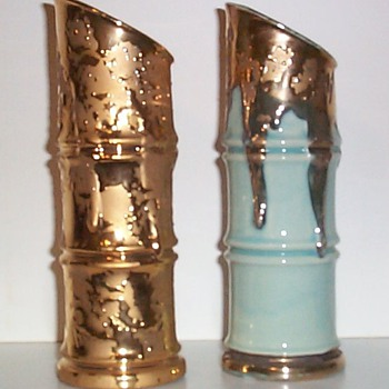 SAVOY CHINA - GOLD PAIRS IV - Pottery