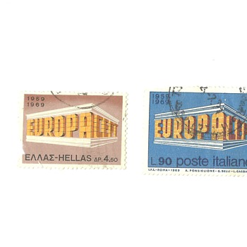 Europe Stamps - Stamps