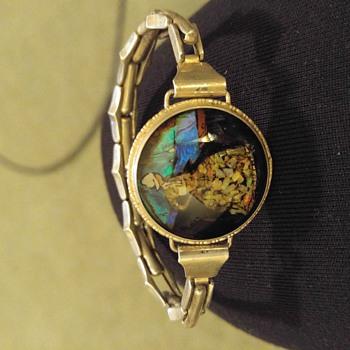 Crinoline lady sterling bracelet - Fine Jewelry