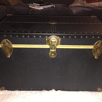 How old is my steamer trunk?