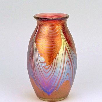 Loetz Unknown Phänomen Genre circa 1900-1902 - Art Glass