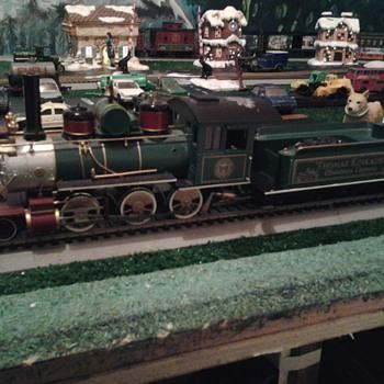 Thomas kinkade - Model Trains
