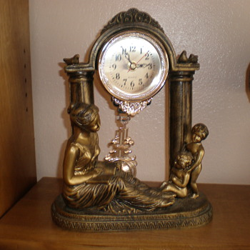 Unknown Mantel Clock