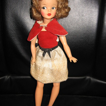 Ideal tag on outfit...Tammy doll - Dolls