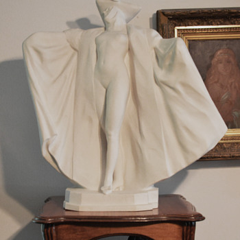 "Maurice Guiraud Riviere ""Venetian"" - Art Nouveau"