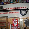 gas/oil/auto signs