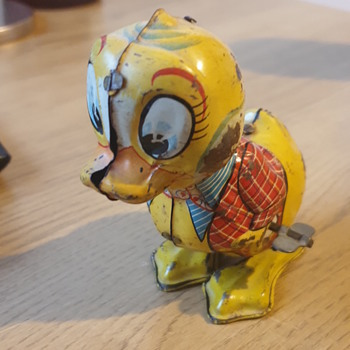 Wind up duck  - Toys