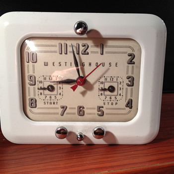 Westinghouse Clock/Timer Model TC81 - Clocks