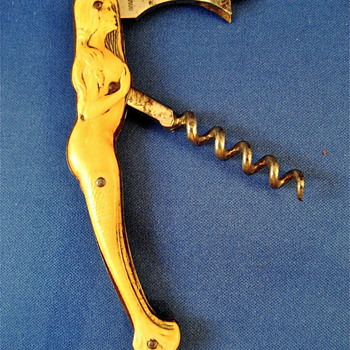 Mermaid Corkscrew - Kitchen