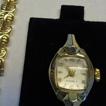 Baylor Lady's wrist watch 14k gold - Wristwatches
