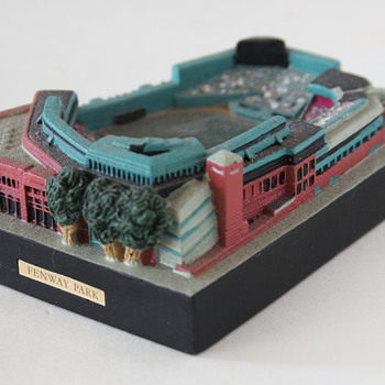 Three Sports Venue Models - Baseball