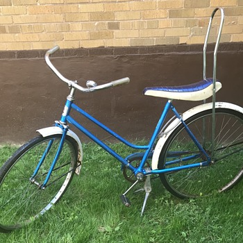 Simpsons Sears bicycle. - Sporting Goods