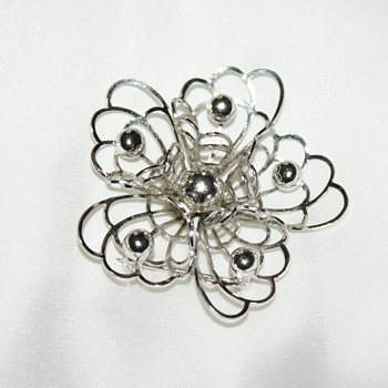 Canadian Bond Boyd Vintage Brooch - Fine Jewelry