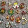 Christmas pins!